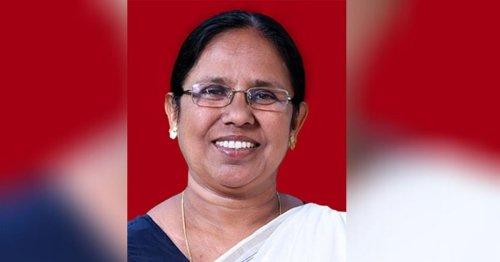 Ex-Kerala Health Min Shailaja Dropped From Pinarayi's New Cabinet