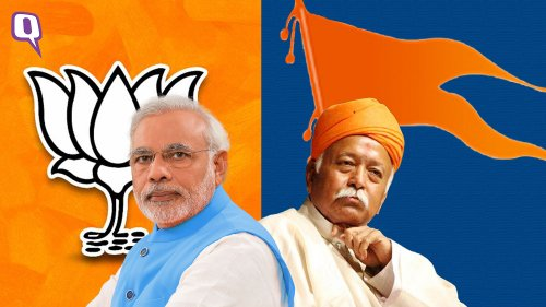 Unqualified Praise to Criticism: COVID Strain on RSS-BJP Equation?