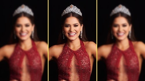 Andrea Meza From Mexico Crowned Miss Universe 2021