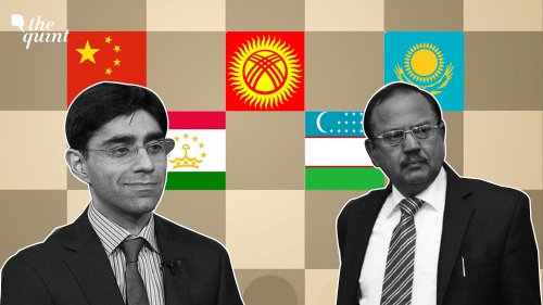 What India's Ajit Doval & Pakistan's Moeed Are Eyeing at SCO Meet