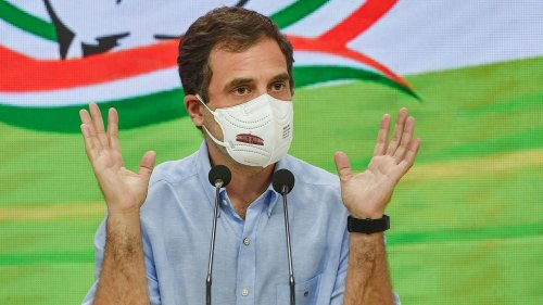 'Selling Crown Jewels': Rahul Gandhi Slams Monetisation Plan, BJP Hits Back