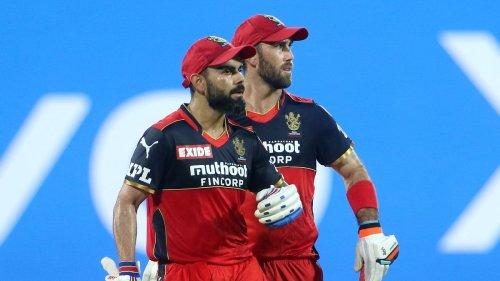 Kohli Spoke About Joining RCB on India's Australia Tour: Maxwell