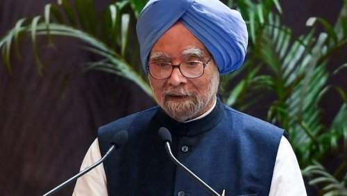 Ex-PM Manmohan Singh Tests COVID-Positive, Admitted to AIIMS
