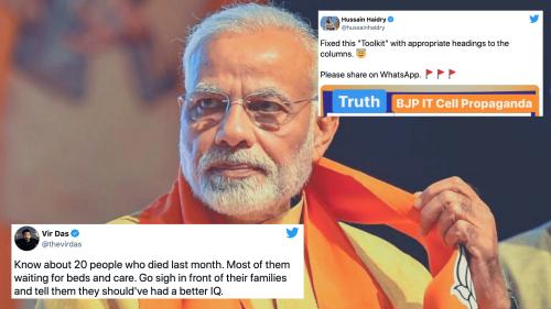 'If People Had Better IQ': BJP Defends COVID Response, Slammed
