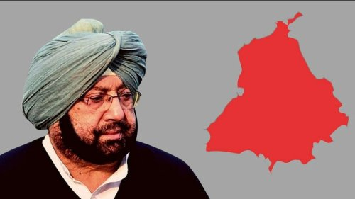 Beef With Navjot Sidhu or 'Lamb Cooking'? What Next for Captain Amarinder Singh