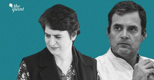 Congress Rout: 'End of the Road' for the Gandhi Siblings?