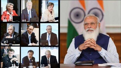 India Backs 'Free Speech' at G7, But Calls It 'Sedition' at Home