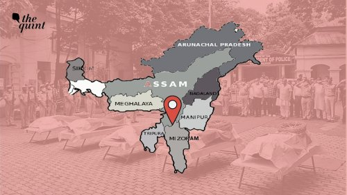 Border row | Centre Treats Northeast As Just A Frontier, What About Its People?