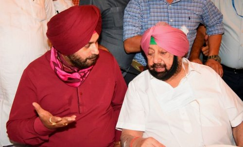 Punjab: Cong Leaders Present 5 Demands, CM Says All Key Issues Being Resolved