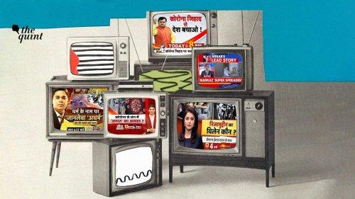 Tablighi Jamaat: CJI Ramana is Right, Indian Media Can Turn Everything Communal