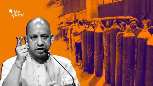 Yogi Says 'No Oxygen Shortage in UP', But Here's a Reality Check