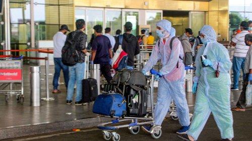 'Mumbai, Delhi Practically COVID-Free': India Asks UK to Review Travel Ban