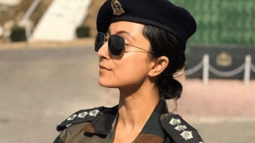 Meet Dr Deepshika Chettri, Second Female from Sikkim to Join Indian Armed Forces