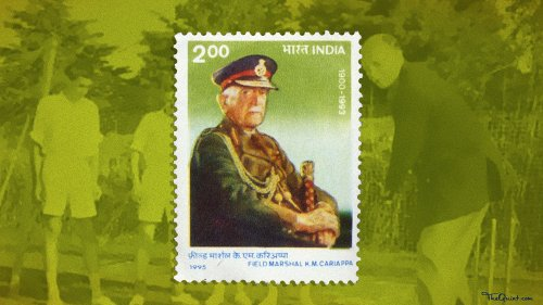 Celebrating Cariappa: 1st Indian to Take Charge of the Indian Army