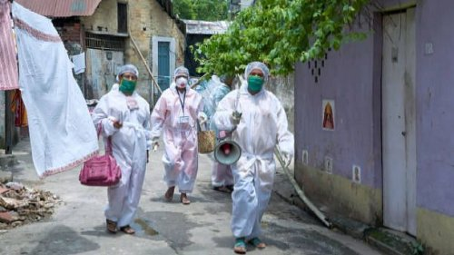 India Records Less Than 30,000 New COVID-19 Cases in 132 Days