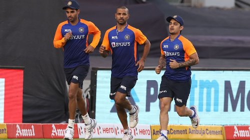 India's Probable Squad for Limited-Overs Tour to Sri Lanka
