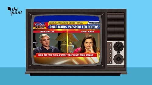 Omar Abdullah on Times Now: HDI to Poverty, Are Ex-CM's Claims on J&K Accurate?