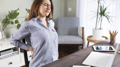 Is Working From Home a Pain in the Back? Tips to Reduce the Risk of Spondylosis
