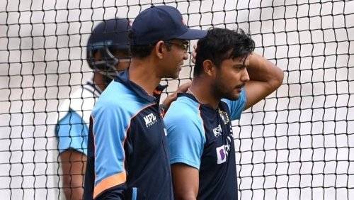India in England: Mayank Agarwal Suffers Concussion, Out of First Test