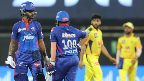 Dhawan-Shaw's Exquisite Stand Helps DC Win by 7 Wickets vs CSK