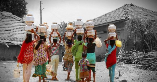 Climate Change: Is An Urban Water Crisis Caused Only By Water Scarcity?