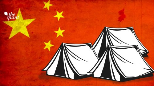 China's 'Civilian' Tents on Indian Side Reflect Obsession With Winning