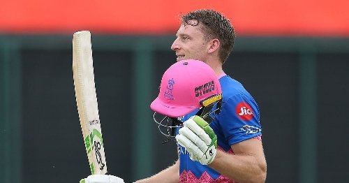 Buttler's Maiden T20 Ton Fires RR to an Imposing 218 vs SRH
