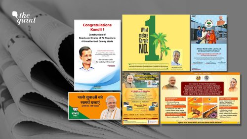 Central Government Ads: It's Taxpayers' Money, There Can't be 'Favoured' Media