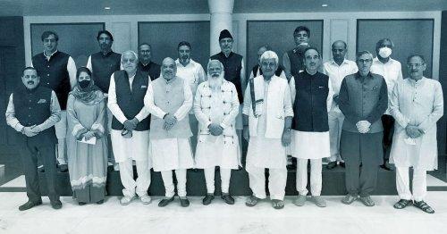 PM Modi's Kashmir High Table: Coming Together of Vested Interests
