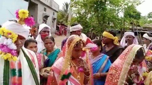 Telangana Man Marries Two Women at the Same Time