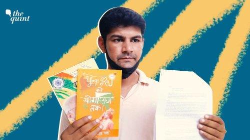 Conversion Row: Despite ATS Clean Chit, 'Nationalist Writer' Termed 'Atankwadi'