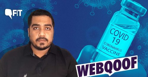 COVID-19 Vaccine To Alter DNA? 5 False Claims Viral Online