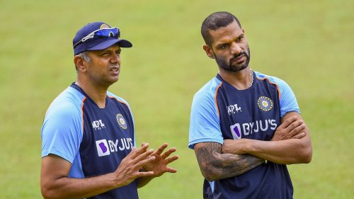 Rahul Dravid Applies for Post of Head Coach of Indian Men's Team: Report