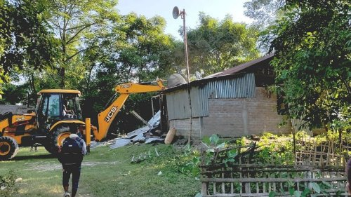 Assam Eviction Violence: Under Sarma Rule, Muslims Face a Double Attack