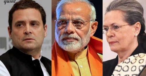 People Are Priority: Rahul Writes to Modi, Sonia Chairs Party Meet