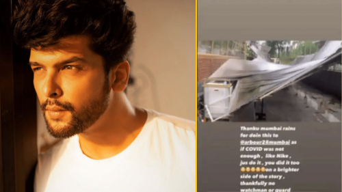 Kushal Tandon Suffers Rs 20-25 Lacs in Damages as Rains Hit His Restaurant