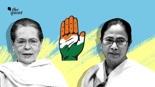 The Story Behind Mamata Banerjee's Meeting With Sonia Gandhi & Congress Leaders