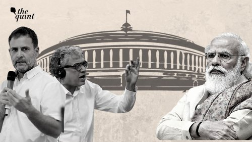 Monsoon Session: Oppn Ups the Ante Against Govt; Rahul Arrives on a Bicycle