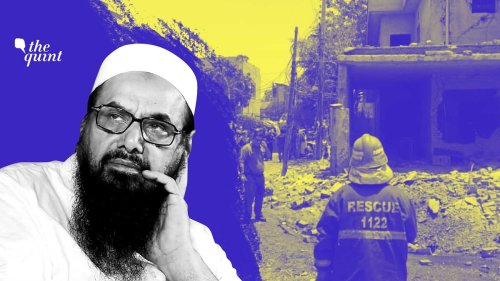 Hafiz Saeed Back in Headlines After Lahore Blast Amid FATF Review
