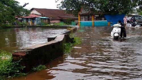 Goa Sees Worst Floods in Decades, 2 Trains Derailed Due to Landslides