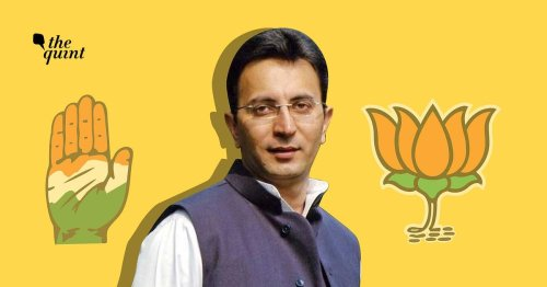 Jitin Prasada's Exit: BJP Welcomes Leader; Unfortunate, Says Cong