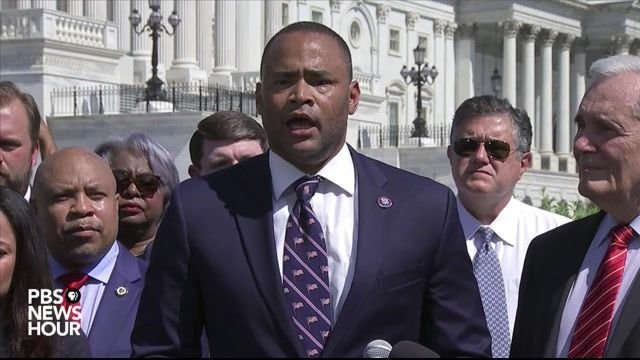 """Rep. Marc Veasey (D-TX) vows to fight back against any """"bigoted, racist, Jim Crow 2.0 style voting laws."""""""