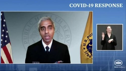 "U.S. Surgeon General Dr. Murthy on concerns over Johnson & Johnson pause: ""This is your safety system working for you."""