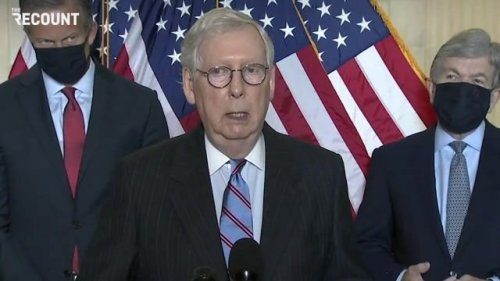 "Sen. McConnell: ""As a proud husband of an Asian American ... discrimination against Asian Americans is a real problem."""