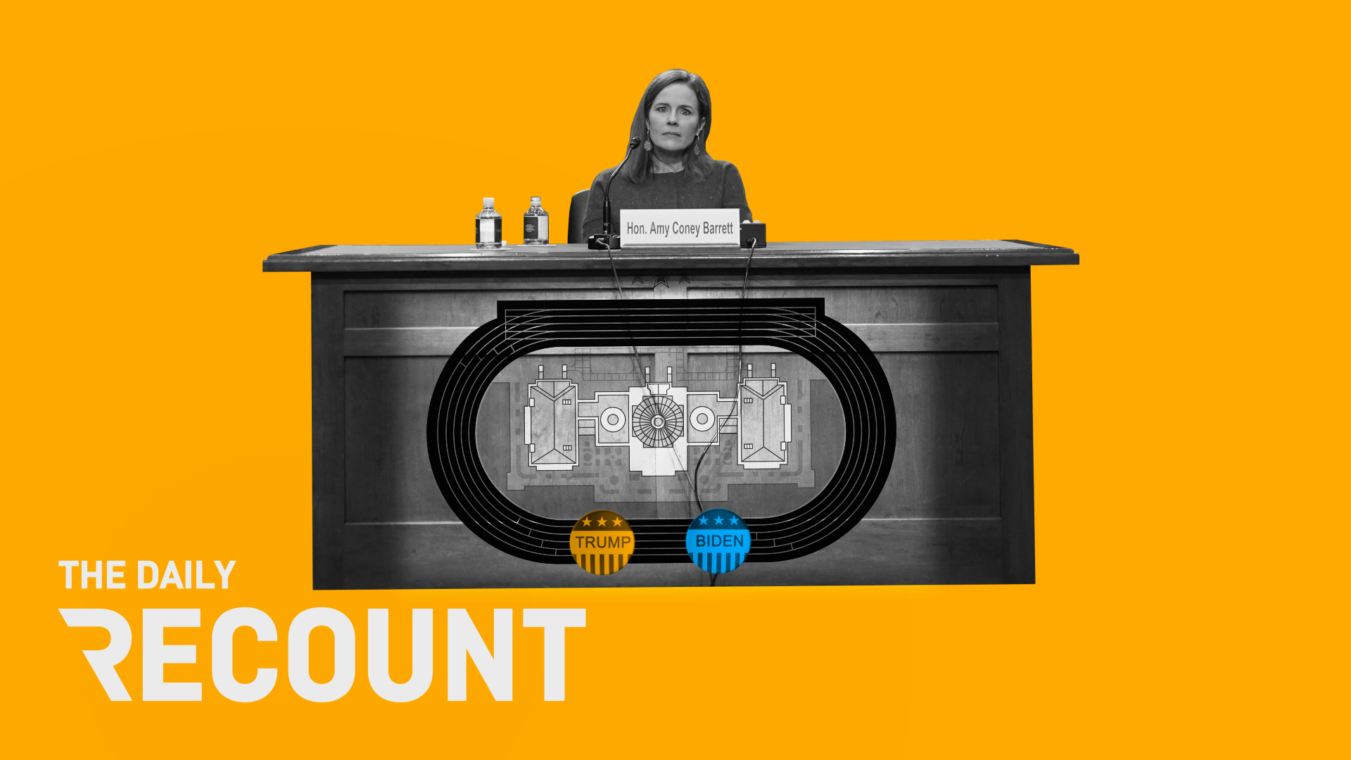 Senate Questions Amy Coney Barrett ... Sorta