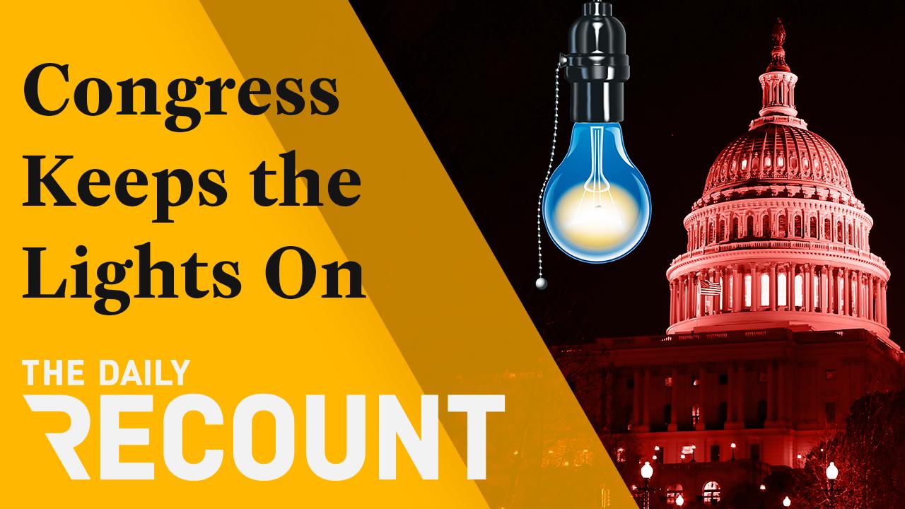 Skirting Shutdown: Congress Keep the Lights On