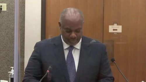 """MN medical examiner Dr. Baker says to avoid bias, he """"intentionally"""" did not watch videos of Floyd before the autopsy."""