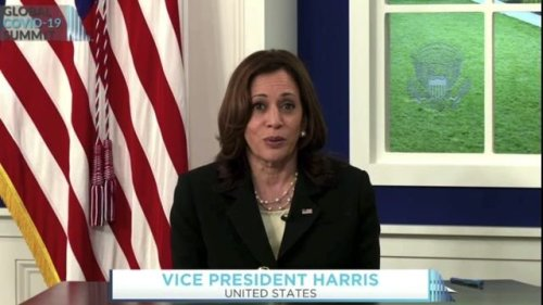 VP Harris announces the U.S. will contribute $250 million to kick-start a World Bank fund for pandemic preparedness.