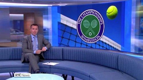 Matteo Berrettini becomes first Italian to reach Wimbledon final. He'll play Novak Djokovic, who's chasing major #20.