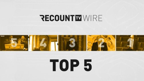 Top 5 Clips of April 22nd